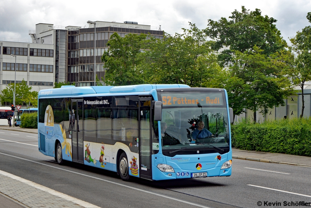 IN-SP 21 Ingolstadt Audi-GVZ 28.05.2019